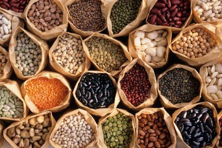 Ягоды и семена